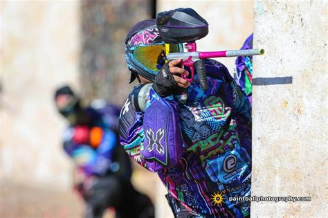 Techne Virtue by Hk Army Hardline Jersey San Diego Techno Kitty Paintball