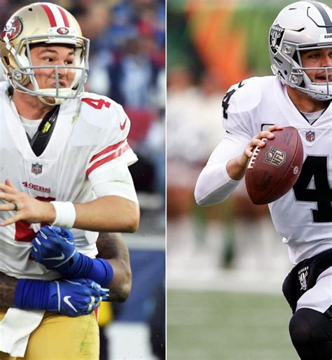 Bears, 49ers, ravens log victories as raiders panthers stumble a rundown of all the most notable moves on day 1 of the nfl draft NFL Power Rankings: 49ers, Raiders end 2018 season one ...