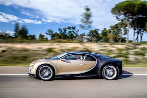 first bugatti bugatti chiron fuel economy ratings better than veyron