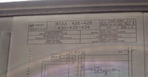 Hvac Chillers Heatpump Trane Chiller Air Cooled Control