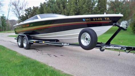 Atlanta Performance Boats by Donzi Black Hawk Limited High Performance Boats Brokerage