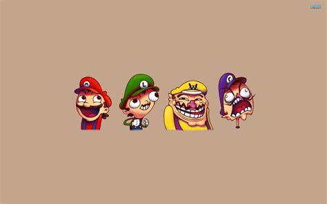 Download Mario Meme Wallpaper 2560x1600 Wallpoper 250997