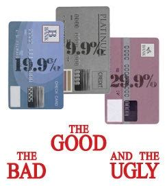 Discover credit cards are built to give you great rewards and the service you deserve, from our flagship cashback credit card to our flexible travel credit card. The good, bad and the ugly of credit card offers