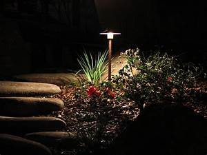 Path lighting outdoor and landscape in