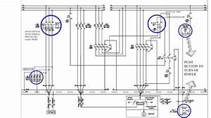 Emergency Power System - Connection Scheme Grid  Generator