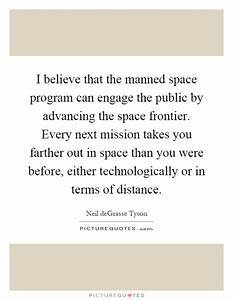Space Program Quotes & Sayings | Space Program Picture Quotes