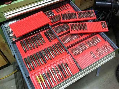 tooling organization  garage journal board click