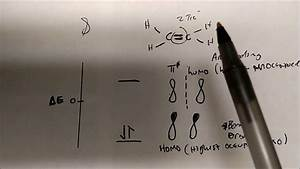 How To Draw Molecular Orbital Diagrams  Mo Diagrams