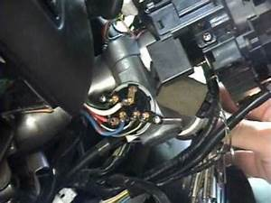 1995-1999 Nissan Maxima  Ignition Switch Replacement