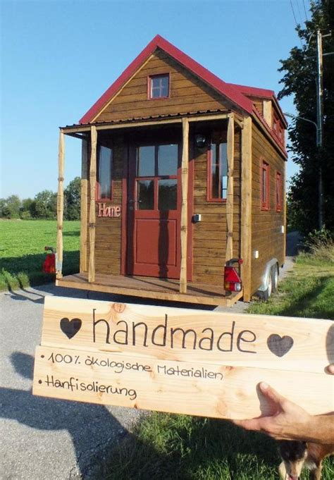 Tiny Haus Kaufen München by Tiny House On Wheels Wohnwagen Gartenhaus Bauwagen