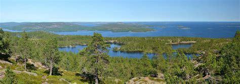 A Week At HÖge Kusten (the High Coast), Sweden