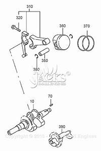 Robin  Subaru Ex40 Parts Diagram For Crankshaft