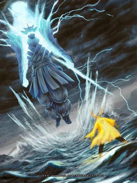 sasuke modo susano definitivo vs modo sabio seis caminos shippuden