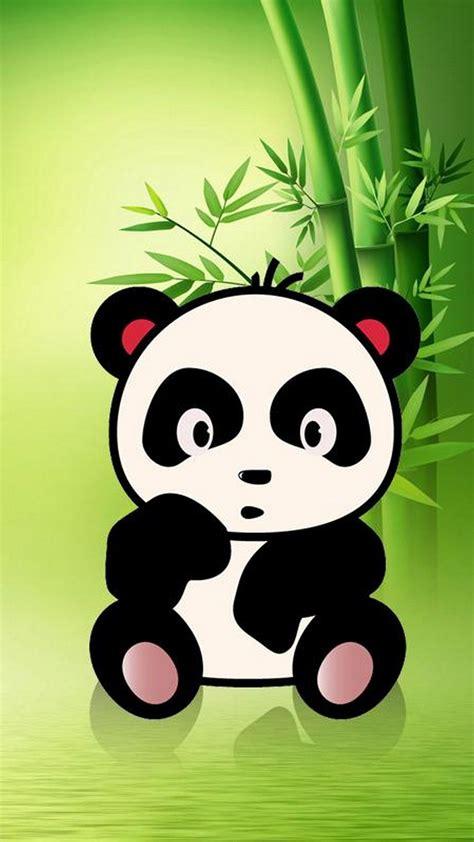 iphone  cute panda wallpaper  hd wallpapers
