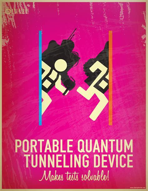 target bedding for ten stunning portal 2 propaganda posters