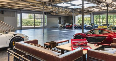 Do Everything You Can To Buy The World's Best Livein Garage