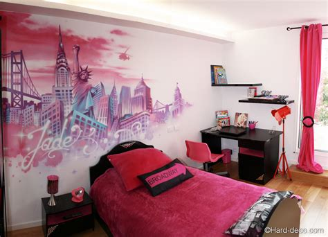 idee de decoration de chambre d ado fille