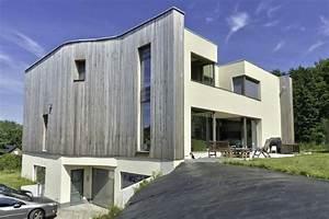 la paille dans tous ses etats architecturabe With maison ossature bois isolation paille