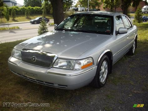 2003 Mercury Grand Marquis LS in Silver Birch Metallic