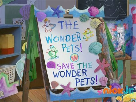 Multiple Changes For The Show The Wonder Pets