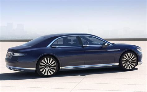 Lincoln Continental Prototype by Lincoln Continental Concept Concept Cars Diseno