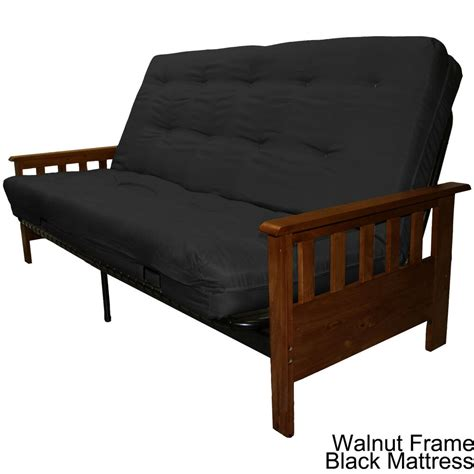 Futon Frame by What Is The Best Futon And Mattress Set