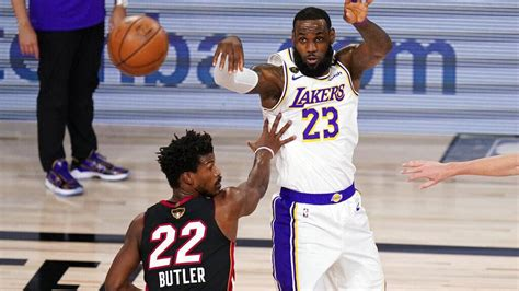 Lakers run past Heat for record-tying 17th NBA ...