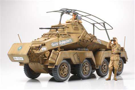german sd kfz 232 africa corps 8 wheeled heavy armored