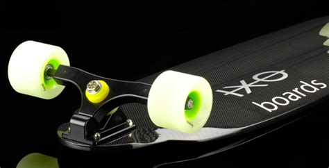 All Carbon Fiber Boards From Ixo