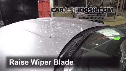 car maintenance manuals 2009 bmw z4 windshield wipe control front wiper blade change bmw z4 2009 2016 2011 bmw z4 sdrive30i 3 0l 6 cyl