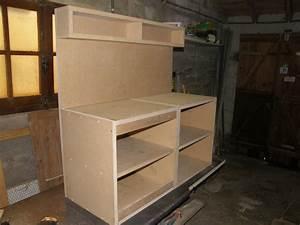 le p39tit raboteur With meuble de salle a manger avec construire sa cuisine