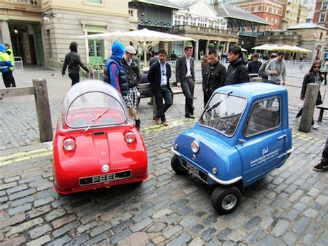 Smallest Car Price by The World S Smallest Car Now Available In Electric And