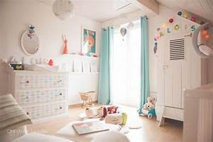 Chambre Bebe Design Scandinave : deco scandinave chambre bebe fille ~ Teatrodelosmanantiales.com Idées de Décoration