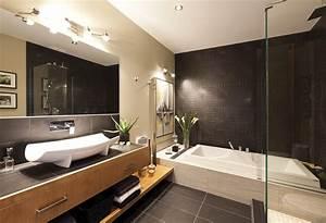 salle de bains moderne griffe cuisine With salle de bains moderne photos