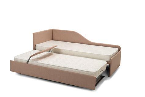 Divano Letto Singolo Con Secondo Letto Estraibile Ikea : Divano Dormeuse Letto Con Doppio Letto Estraibile M2070