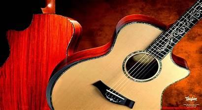 Taylor Guitar Desktop Wallpapers Guitars Wallpapersafari