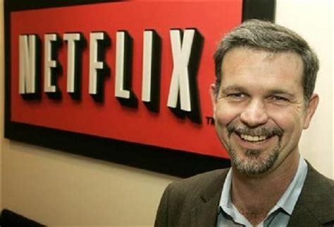 The Success of Reed Hastings
