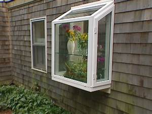 How to replace an existing window with a garden window for Kitchen garden windows