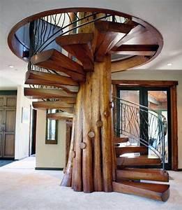 25, Wood, Decor, Ideas, Bringing, Unique, Texture, Into, Modern