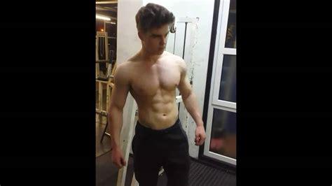 amazing ripped  year  bodybuilder shredded muscle