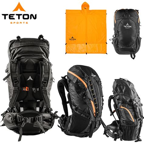 Ultra Light Backpacking by Teton Sports Ultralight Backpack Backpacking Gear Cing