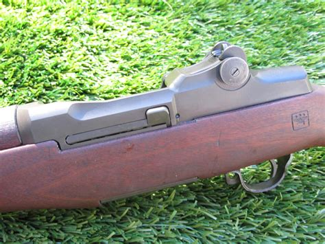 My New Cmp M1 Garand Rifle