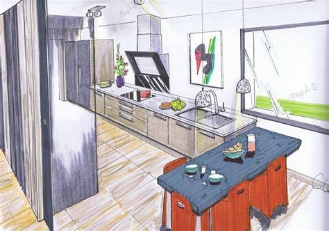 dessin animé de cuisine etudes cuisines 2c créations