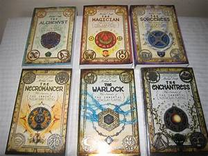 The Secrets Of The Immortal Nicholas Flamel Series By