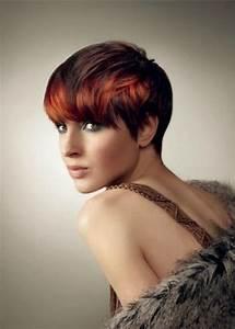 Coupe Mi Courte Femme : coupe cheveux courts femme 2017 ~ Nature-et-papiers.com Idées de Décoration