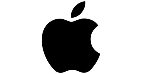 Apple logo - Free logo icons