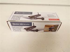 Bunker Hill Security Weatherproof Color Wireless Security Camera