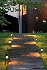 éclairage Escalier Extérieur : clairage jardin conseils et astuces pratiques ~ Premium-room.com Idées de Décoration