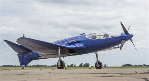 Pilot Killed In Bugatti 100p Replica Crash