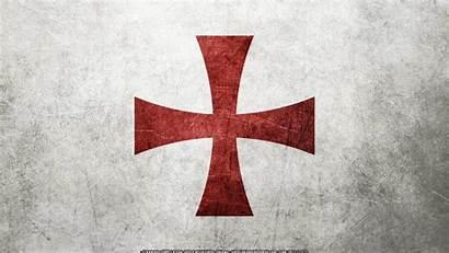 Templar Knight Knights Flag Resolutions Several